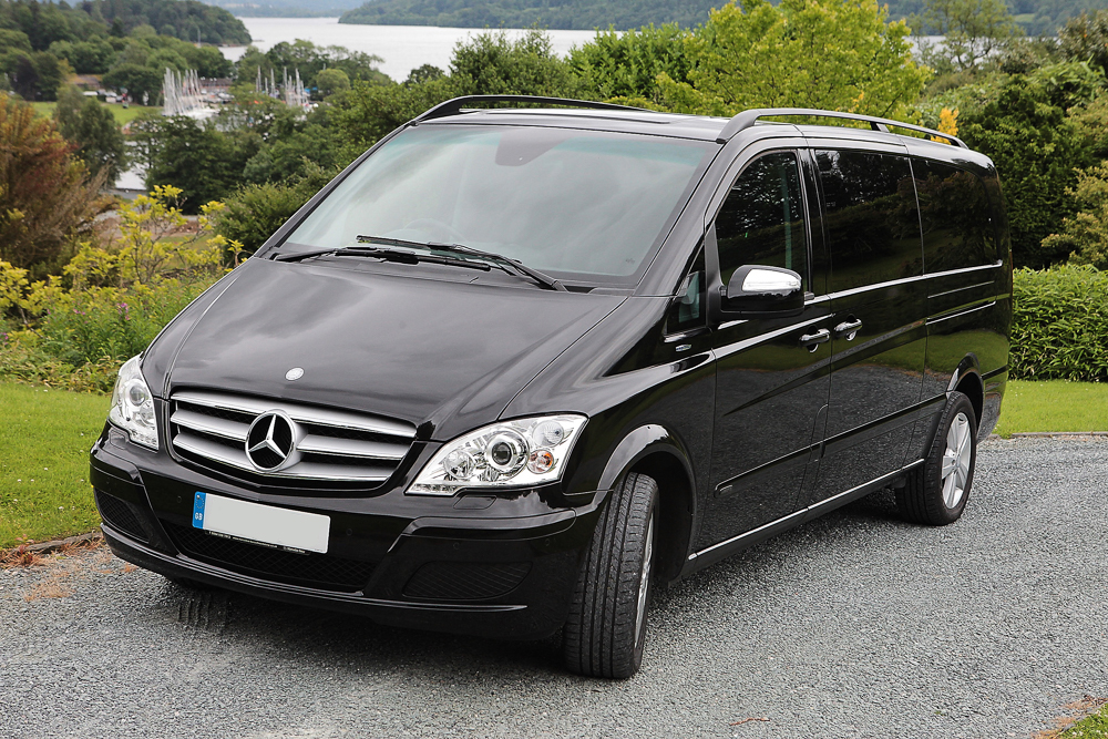 One of the luxury Lakeland Chauffeurs vehicles to take you on your tour of the Lake Distirct